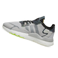 ADIDAS MENS Shoes Nite Jogger - Grey & Yellow - EF5839