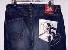 G Unit Jeans-Baseball Theme, Paint Splatter Image-38/34