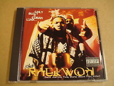 CD / RAEKWON - ONLY BUILT 4 CUBAN  LINX...