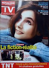 Mag 2005: CLOTILDE COURAU_CARRIE FISHER_MARC LAVOINE