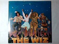 COLONNA SONORA The wiz lp ITALY + POSTER E BOOKLET