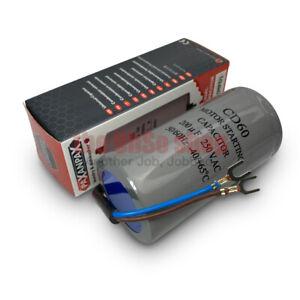 200uf Capacitor CD60 Start AC Motor For Generator, Compressor, Air-Con, Pump
