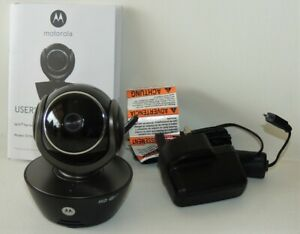 Motorola WiFi Pet Baby Monitor Video Camera - SCOUT85CONNECT