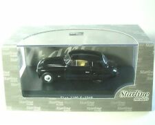 Fiat 1100S (black) 1948