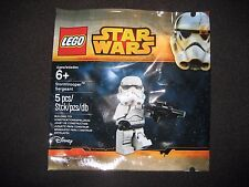 Lego Star Wars Stormtrooper Sergeant 5002938 Polybag New