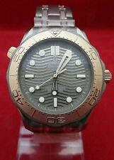 Omega Seamaster Diver 300M 25th A'sary Ltd Ed 42mm Master Chronometer  (#17/2500