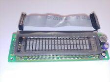 Noritake VFD 2 x 20 Display   CU20025ECPB