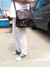 Vintage Style Satchel Leather Bag