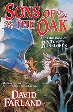 Sons of the Oak (The Runelords, Book 5)-ExLibrary