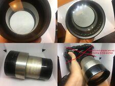 Neokino 160mm Projection,Projector lens for Fuji GFX 50R,50s GF,Sony E,canon EF