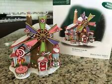 Department 56 The Christmas Candy Mill #56.56762 (Read)