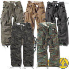 Camouflage Surplus Raw Vintage Trousers for Men