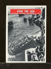 1965 Philadelphia War Bulletin #28 OVER THE SIDE EXMT (JU14)
