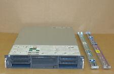 Fujitsu Primergy RX300 S3 2x Quad-Core E5345 2.33GHz 16Gb 2U para Montaje en Rack Server