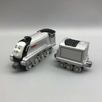 Thomas Tank Engine Spencer And Tender Talking Diecast Train Engine