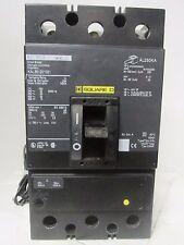 * Square D Kal Kal361251021 3 Pole 125 Amp w/ Shunt Circuit Breaker .Vd-231