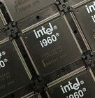 INTEL KU80960CA-25 RISC Microprocessor, 32-Bit, 25MHz, MOS, PQFP196  NEW