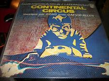 Gong Avec Daevid Allen – Continental Circus - LP - 1971 - Philips