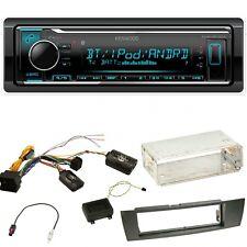 Kenwood kmm-bt304 Bluetooth WMA USB kit de integracion para bmw e90 e91 e92 e93
