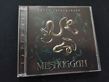 MESHUGGAH - CATCH THIRTYTREE - CD NUCLEAR BLAST 2005 - COME NUOVO