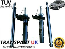 FOR FORD FOCUS AND C-MAX FRONT AND REAR SHOCK ABSORBERS X4 05ON 1.4 1.6 1.8 2.0