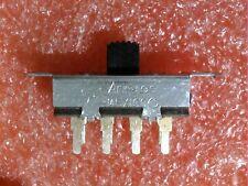 4 PC ARK-LES 1A 125VAC 0.5A 125VDC DP3T ON/ON/ON 2 POLE TOTAL 8 LUG SLIDE SWITCH