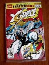 X-FORCE Special n°1 ANNUAL 1992   Marvel Comics  [SA34]