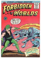 Forbidden Worlds 130 ACG 1965 FN VF Fidel Castro Cuba Cold War Magicman