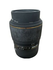 Sigma EX 105mm f/2.8 HSM EX DG OS AF Lens For Canon