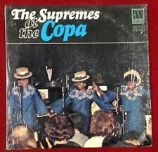 The Supremes At The Copa - Vinyl 33RPM LP Album Record