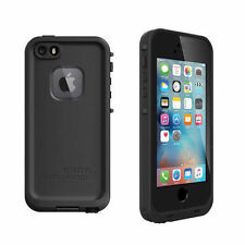 LifeProof Fre Case Suits for iPhone SE/5s/5 Black - 7753685