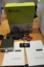 Progetto STEREO BOX S Amplificatore Integrato, completamente in scatola con Telecomando e Accessori