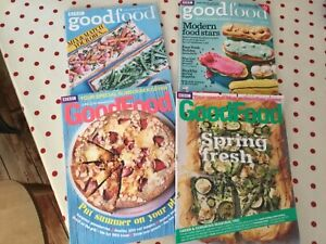 BBC good food magazine bundle (x4)