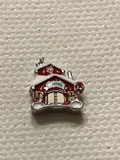 Origami Owl Santa's Workshop Charm
