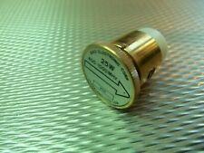 Bird 43 Thruline WattMeter Element 25W 25E 400-1000MHz