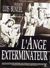 """""""L'ANGE EXTERMINATEUR"""" Affiche ressortie (Luis BUNUEL / Silvia PINAL)"""