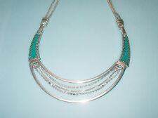 Pilgrim Damen-Halskette aus der Serie Summer Celebration Türkis 45cm 16122-6211