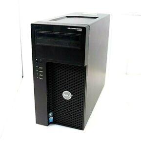 Dell Precision T1700 Intel E3-1220 v3 3.1GHz 8GB Quadro 310 Win7COA No HDD