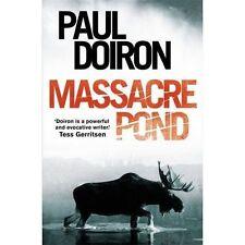 Massacre Pond (Mike Bowditch 4), Doiron, Paul, New