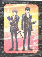 Gintama Okita, Hijikata Art Print Poster Anime MINT