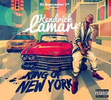 KENDRICK/DJ SEPTEMBER 7TH LAMAR - MIXTAPE-KING OF NEW YORK  CD NEUF