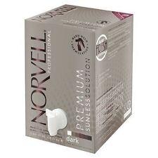 Norvell Double Dark Sunless Spray Tan Solution, 128 oz Gallon