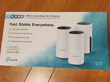 TP-LINK Deco M4R Whole Home Mesh WiFi System (3-pack)