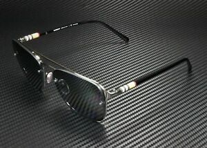 BURBERRY BE3095 100381 Gunmetal Polarized Grey 56 mm Men's Sunglasses
