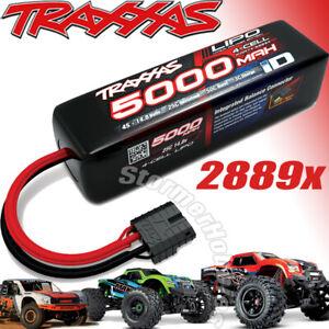 Traxxas 5000mAh 14.8v 4-Cell 25C LiPo Battery TRA2889x for X-MAXX - UDR - MAXX