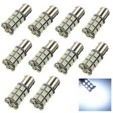 10x DC 12V 1156 BA15S 5050 27 SMD LED White Car Turn Signal Rear Light Bulb Lamp