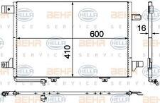 8FC 351 301-674 HELLA Kondensator Klimaanlage