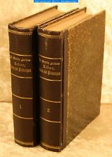 Dr.Martin Luthers Leben von Paul Martin (Rade) 1.+2.Bd. von 3 Bänden Oeser 1887