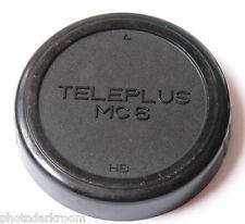 Teleplus MC6 HB Rear Lens Cap - Black fits Hasselblad Bayonet - USED D51