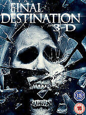 FINAL DESTINATION 3D THE [DVD], DVD, New, FREE & Fast Delivery